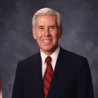 Portrait of Richard G. Lugar