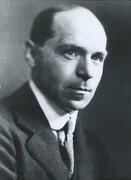 Hermann J. Muller Portrait