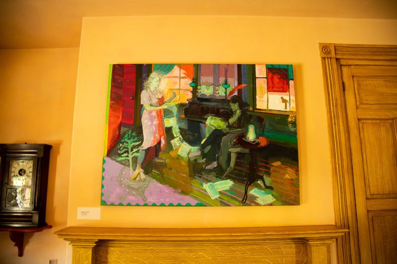 Nathan Foxton Art