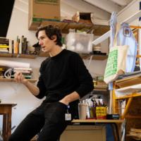 Sean Starowitz Studio Visit