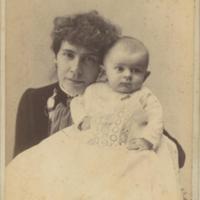 Sarah Seabrook Mitchell, 1857-1899