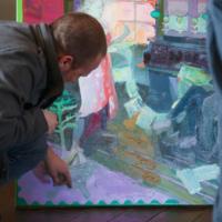 Nathan Foxton Installation