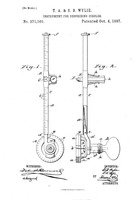 Patent on Instrument for Describing Circles